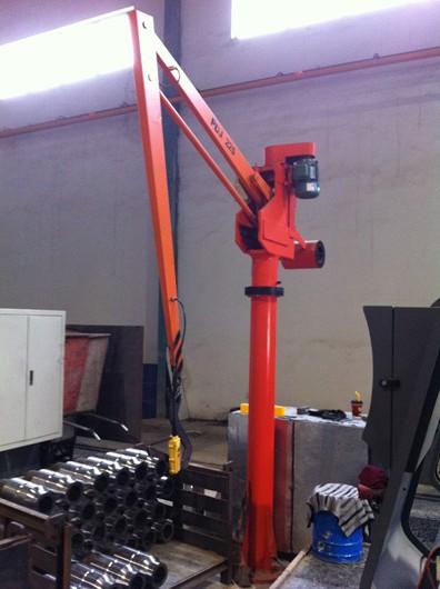 PDJ电动高型平衡吊