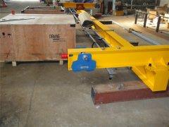 LX型电动单梁悬挂起重