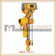 3t 电动小车运行式(三回链)单/双速环链电动葫芦