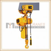 2t电动小车运行式(双回链)单速环链电动葫芦