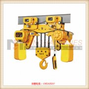 10t 低净空型(单/双速)环链电动葫芦