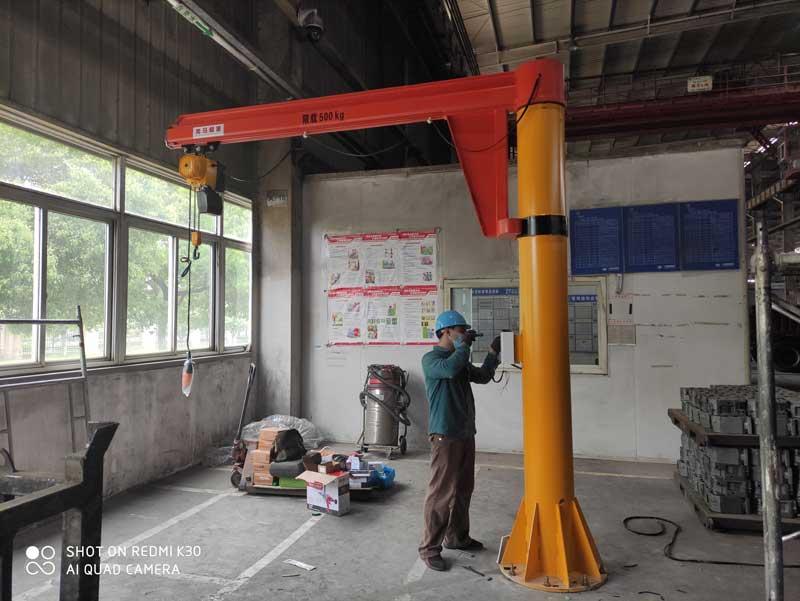 悬臂吊属于特种设备吗,悬臂吊需要报检吗,悬臂吊需要取证吗,悬臂吊需要注册吗